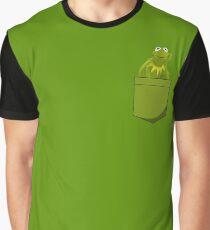 Kermit Pocket Graphic T-Shirt