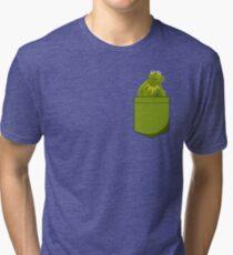 Kermit Pocket Tri-blend T-Shirt