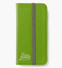Ramble logo green – cases iPhone Wallet/Case/Skin