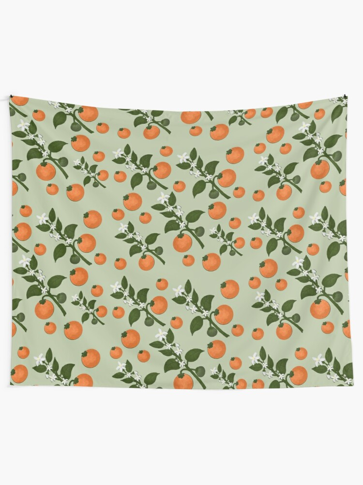 Alternate view of Marmalade Home Tapestry