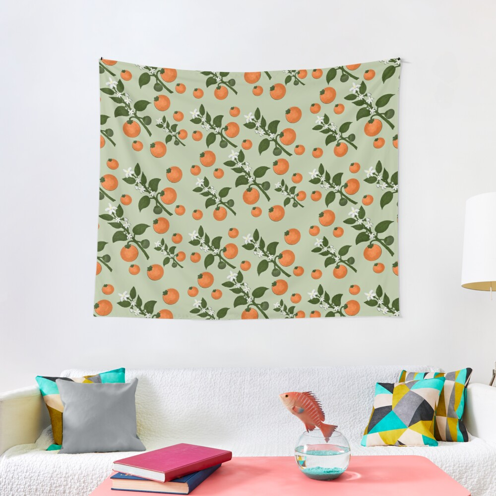 Marmalade Home Tapestry