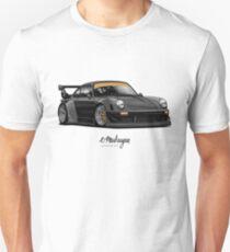 RWB (schwarz) Unisex T-Shirt