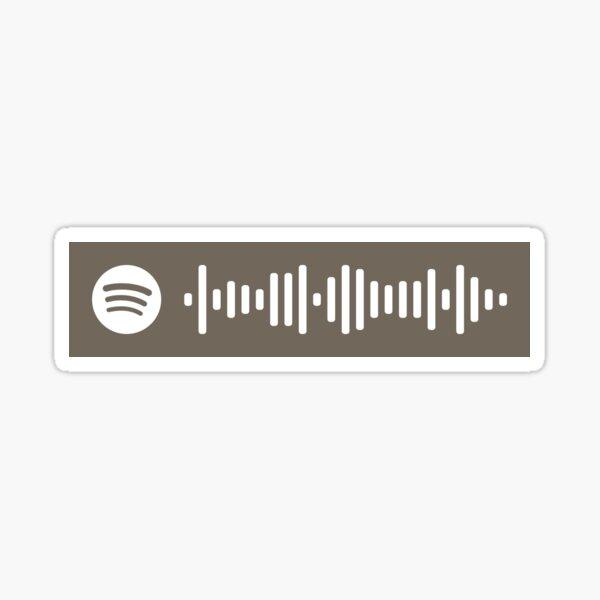 Bo Burnham Inside (The Songs) Spotify Code Sticker