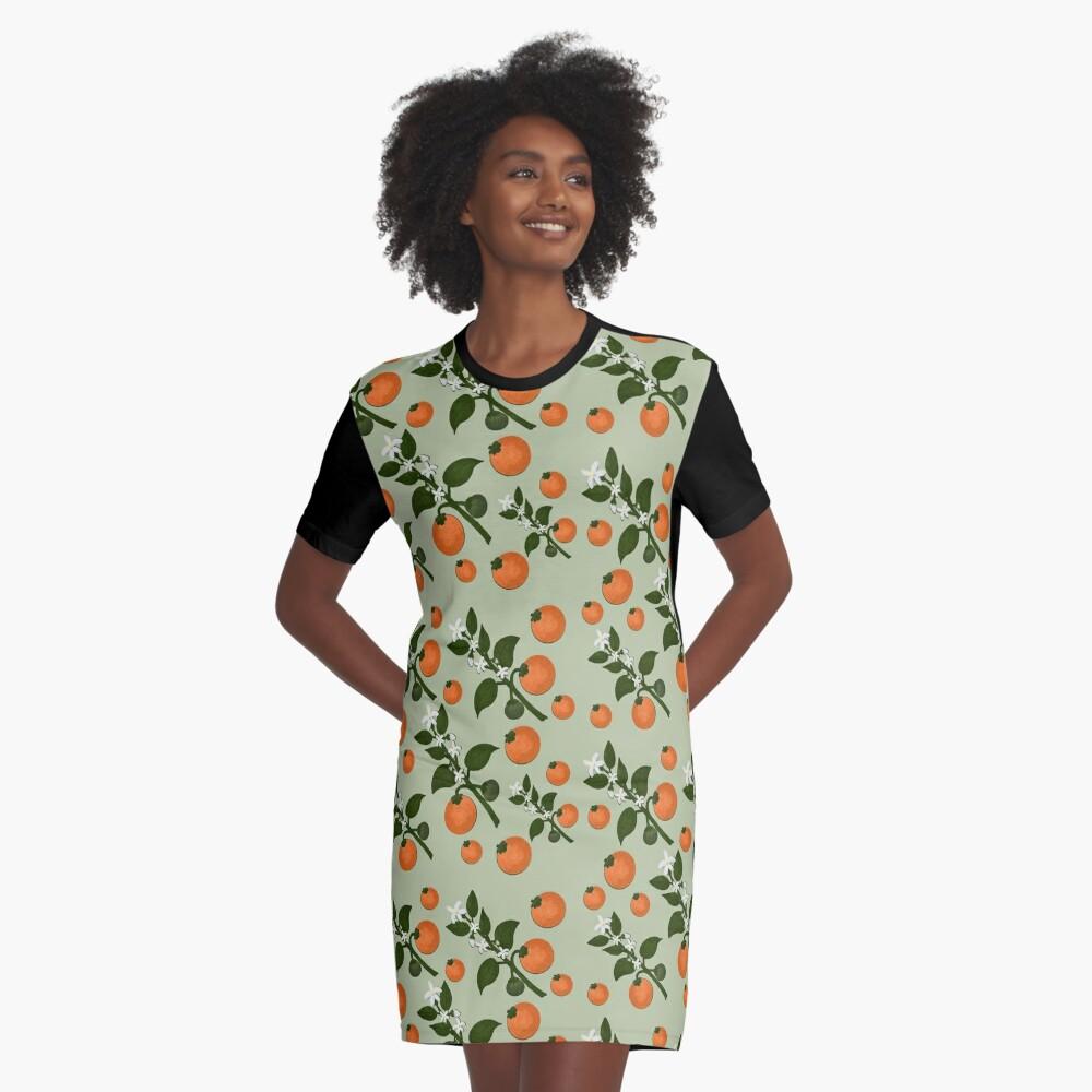 Marmalade Wear Graphic T-Shirt Dress