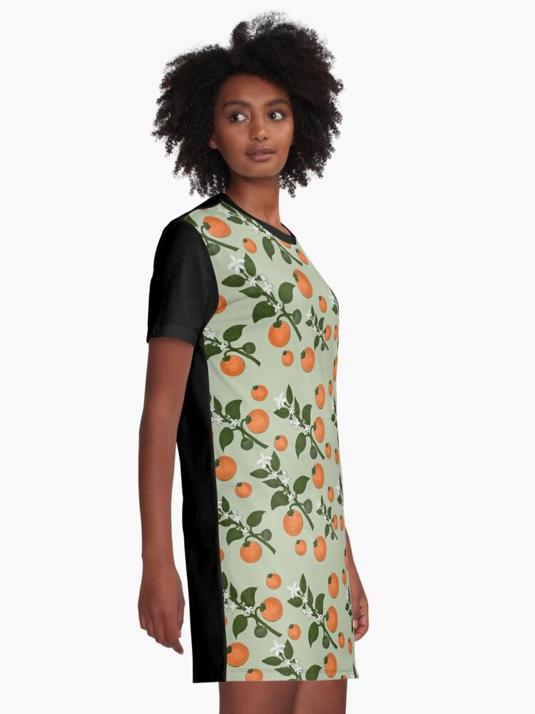 Alternate view of Marmalade Wear Graphic T-Shirt Dress
