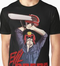 Evil Dredd Graphic T-Shirt