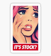 Pinkie Says Sticker