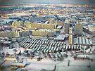 Olympiadorf Munich, 1972 by Kasia-D