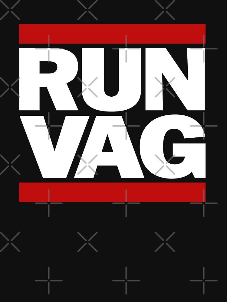 RUN VAG | Classic T-Shirt