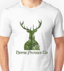Herne beschütze uns Unisex T-Shirt
