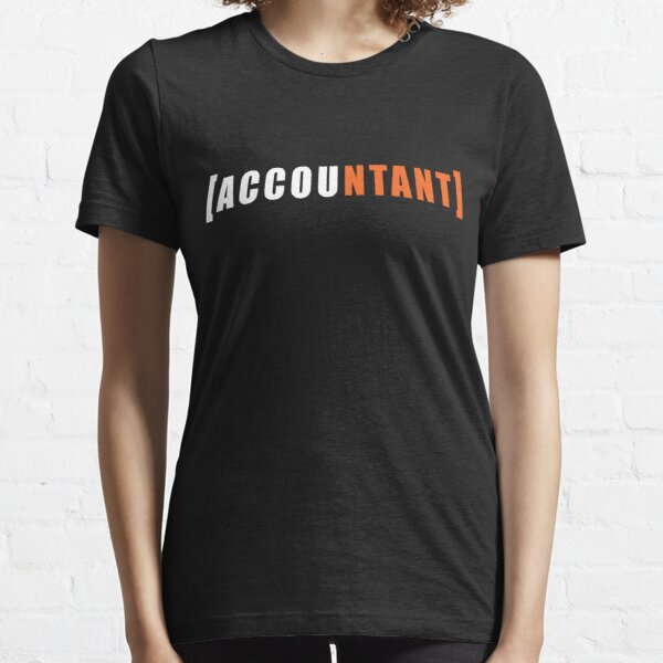 Spicy Accounant Hub, [as] Essential T-Shirt