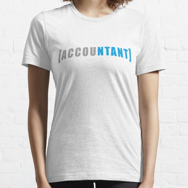 Spicy Accounant Fans, [as] Essential T-Shirt
