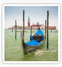 Gondola in Venice Sticker