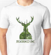 Herne - Gesegnet sein Unisex T-Shirt