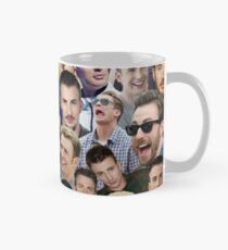 chris evans collage Mug