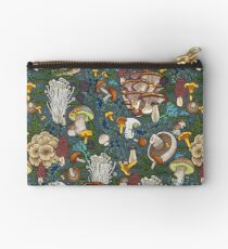 mushroom forest Studio Pouch
