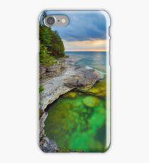 Cave Point Dawn iPhone Case/Skin