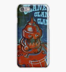 Clank, Clank, Clank iPhone Case/Skin