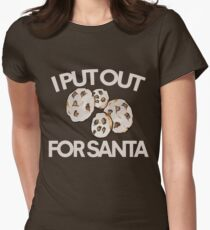 I put out cookies for Santa T-Shirt