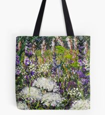 By the water's edge Tote Bag
