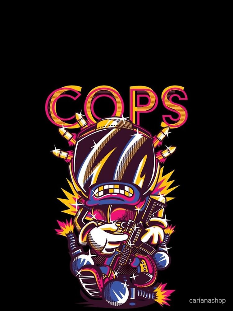 Cops von carianashop