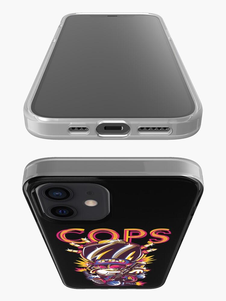 Alternative Ansicht von Cops iPhone-Hülle & Cover