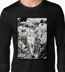Devils Booty Long Sleeve T-Shirt