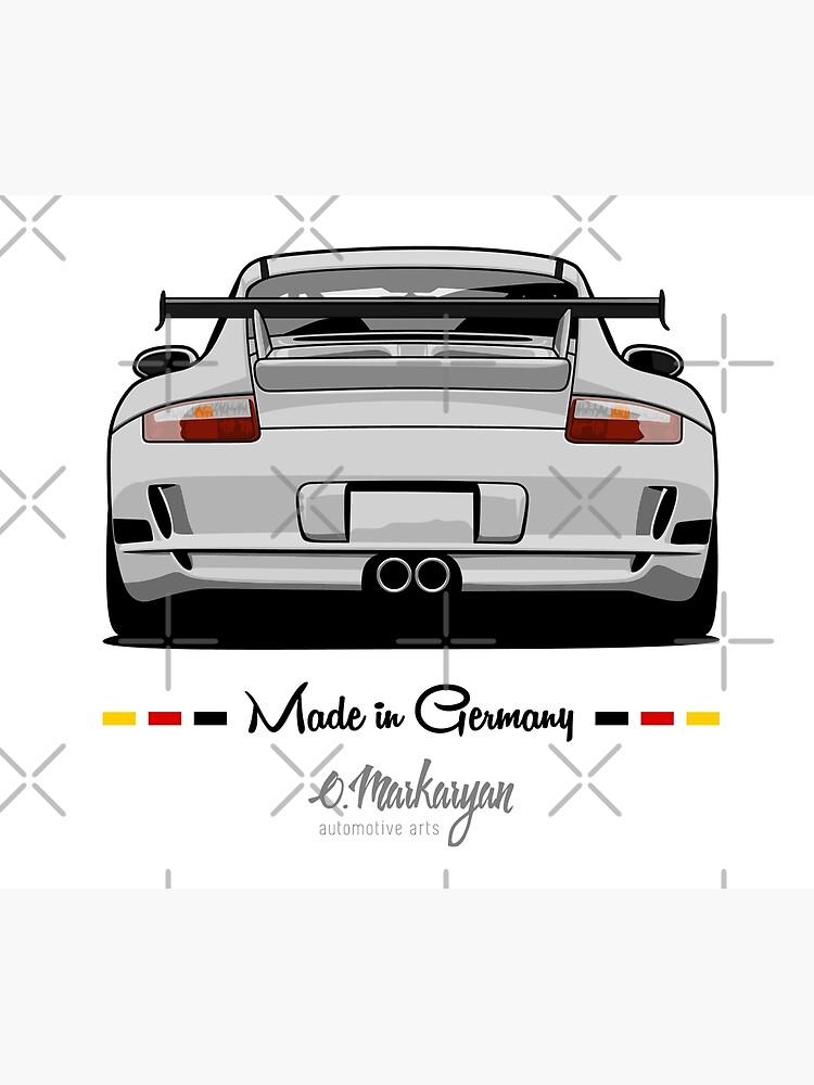GT3 (white) by OlegMarkaryan