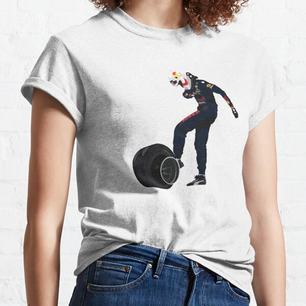 Verstappen Baku 2021 Classic T-Shirt