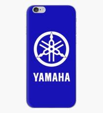 YAMAHA White logo iPhone Case