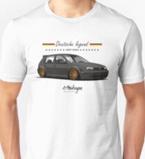 Golf MKIV (black) T-Shirt