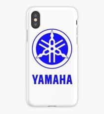 coque iphone 7 yamaha bleu