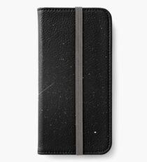 Big Dipper & Iridium - Black Edition (iPhone wallet) iPhone Wallet/Case/Skin