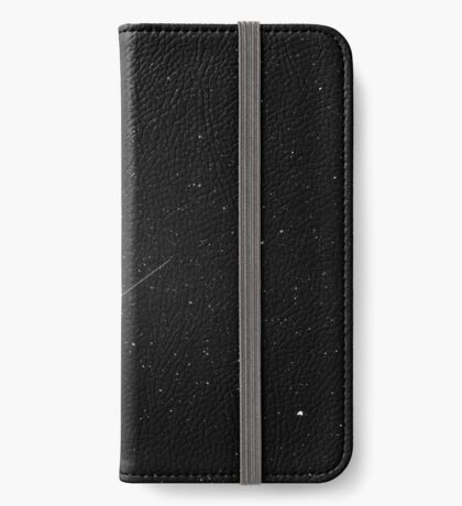 Big Dipper & Iridium - Black Edition (iPhone wallet) iPhone Wallet