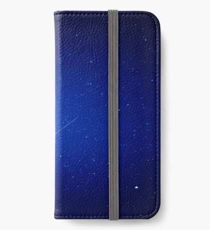 Big Dipper & Iridium (iPhone wallet) iPhone Wallet