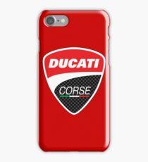 DUCATI CORSE  iPhone Case/Skin