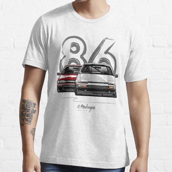 AE86 hachi roku Essential T-Shirt