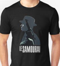Le Samourai - Alain Delon Unisex T-Shirt