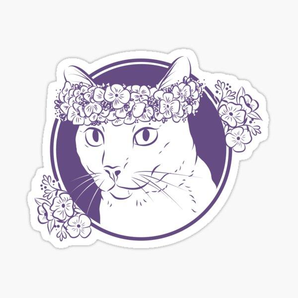 Hanako Season of Summer Sticker