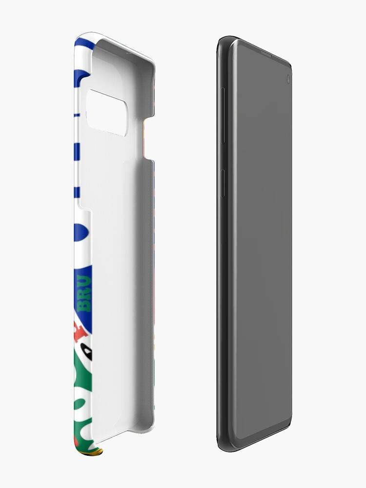 South African slang and colloquialisms   Case & Skin for Samsung Galaxy