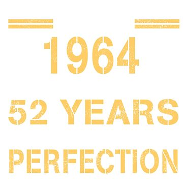 1964-52 years perfection!  by ngoctram155