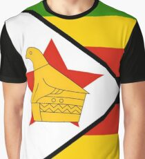 ZIMBABWE Grafik T-Shirt