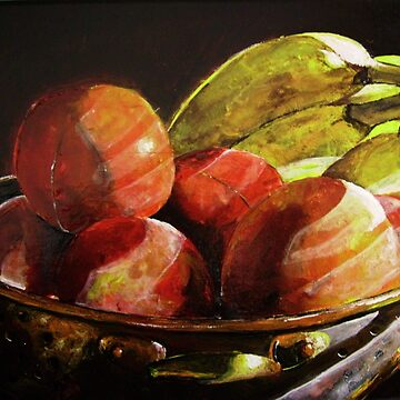 Fruit and Light by rayji