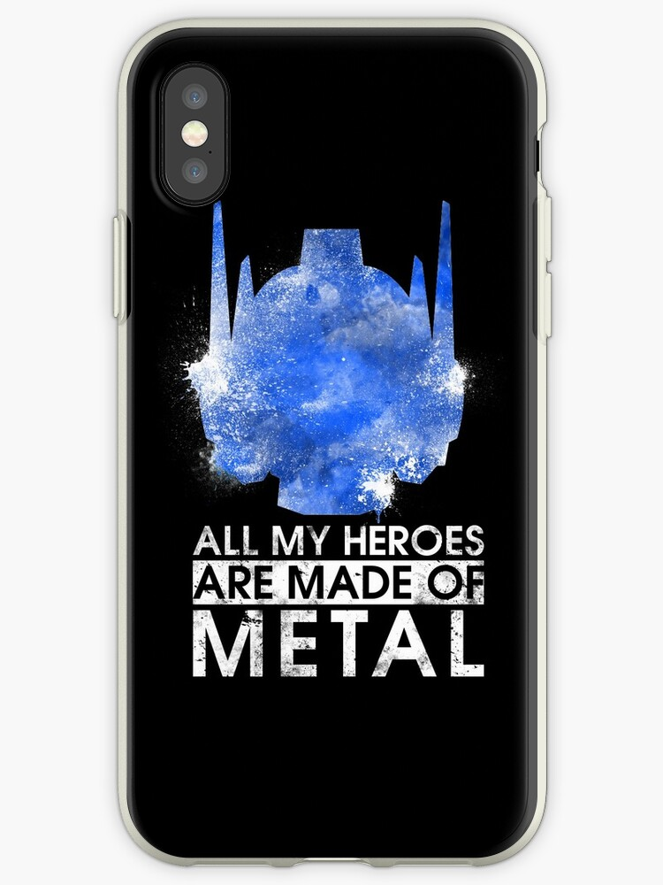TF - All My Heroes Are Metal by deadbunneh