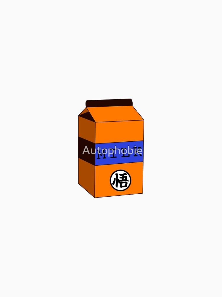 ORANGE JUS OF GOKU by Autophobie