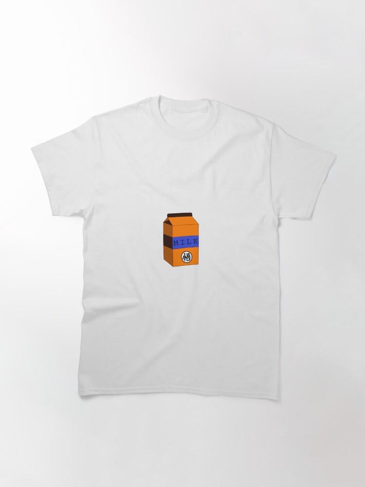 Alternate view of ORANGE JUS OF GOKU Classic T-Shirt