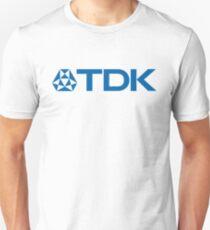 TDK Logo Unisex T-Shirt