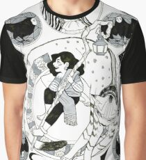 Rook, or The Seven Ravens Graphic T-Shirt
