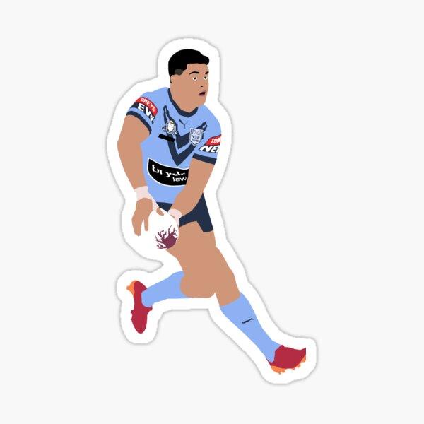 Latrell Mitchell Blue NSW NRL Origin Sticker