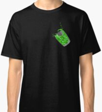 Wave in a glass (green) - little Classic T-Shirt